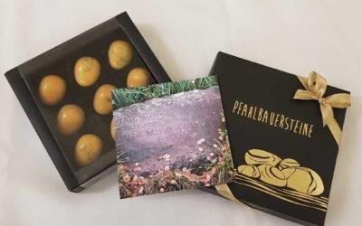 Pfahlbauersteine Gold-Edition