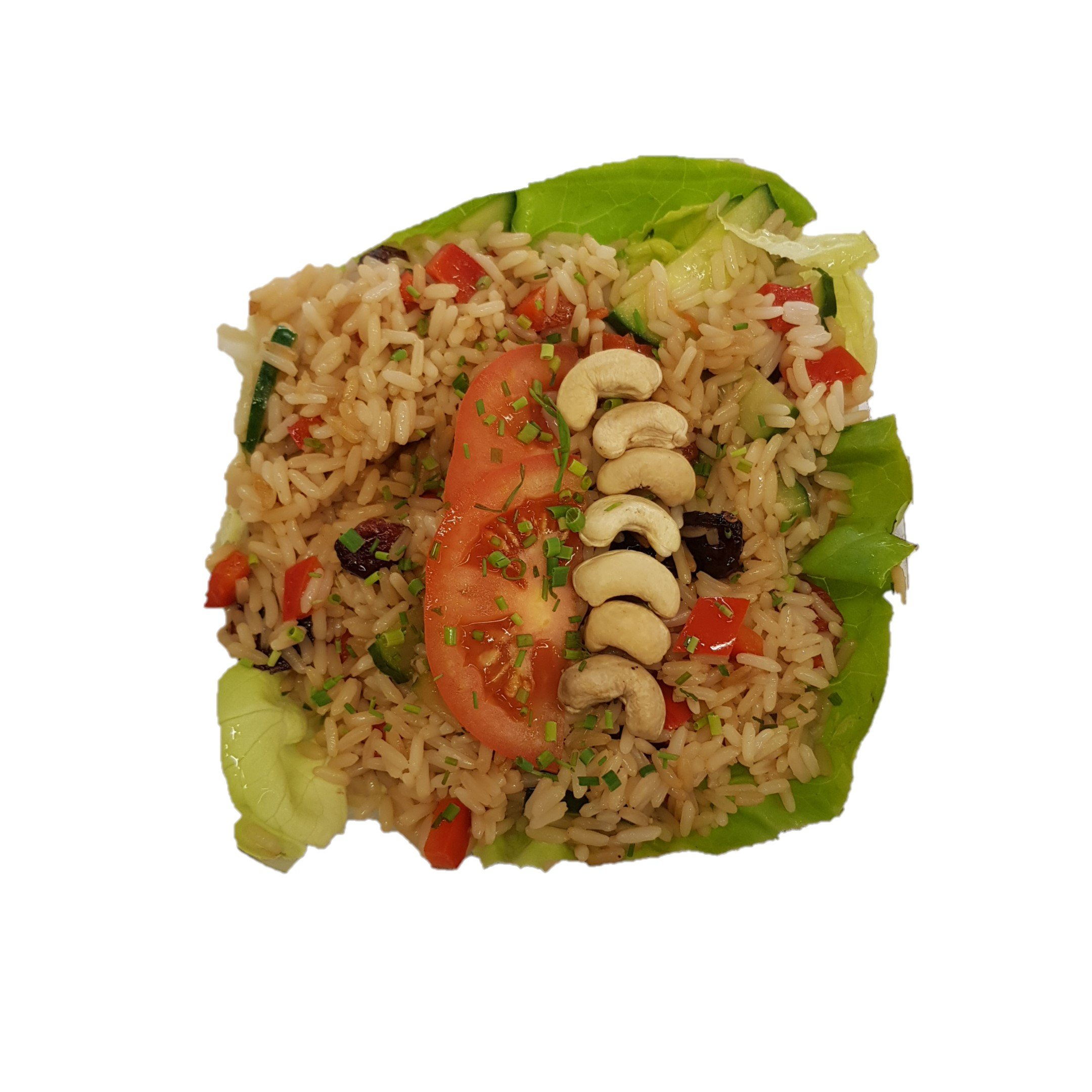 Reis Salat
