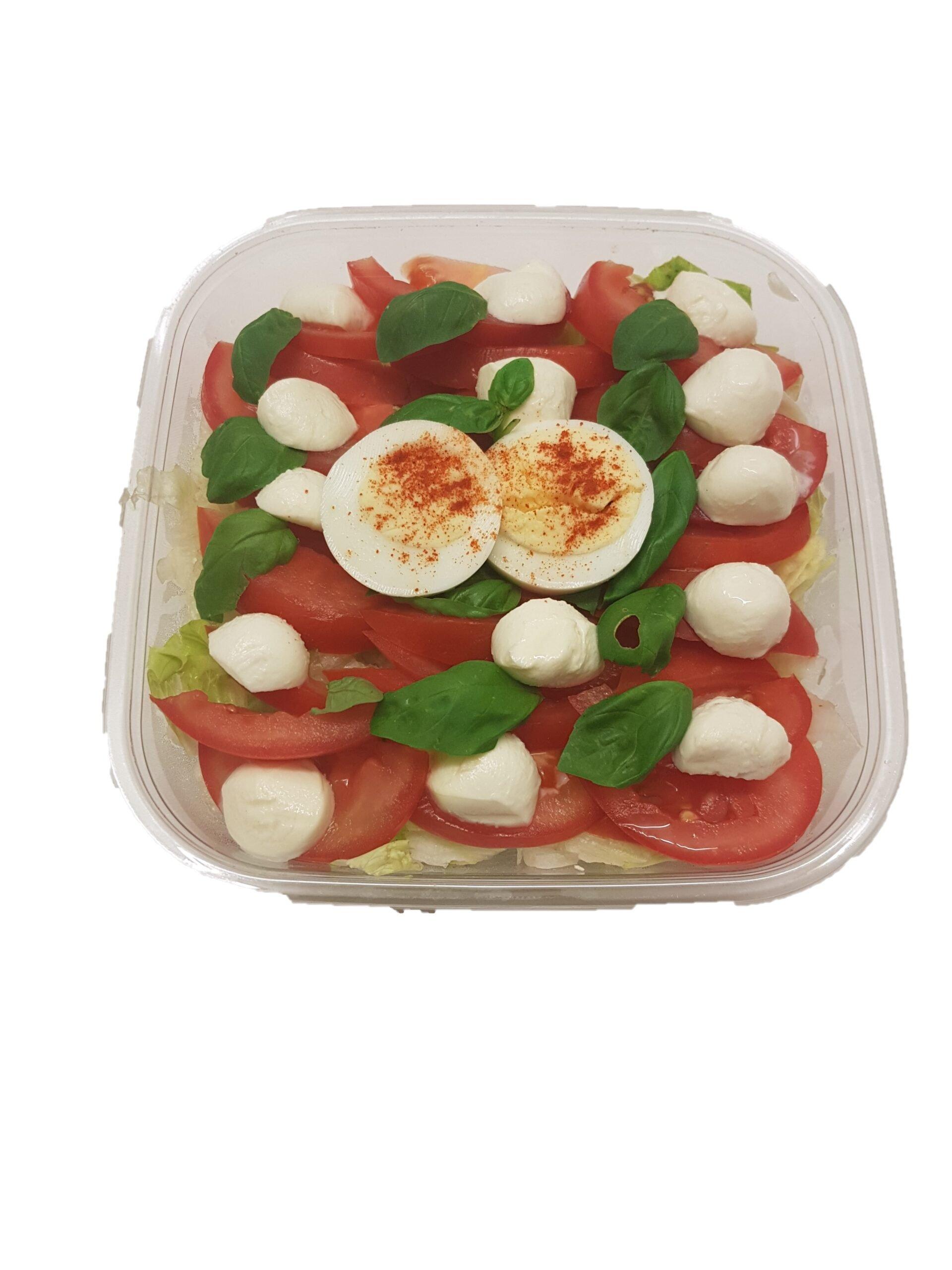 Tomaten-Moz. Salat